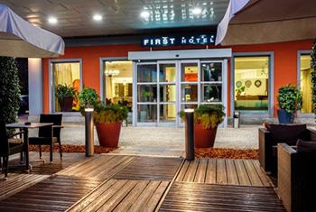 First Hotel Milano Malpensa Aeroporto