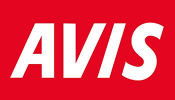 Avis Car Hire Logo