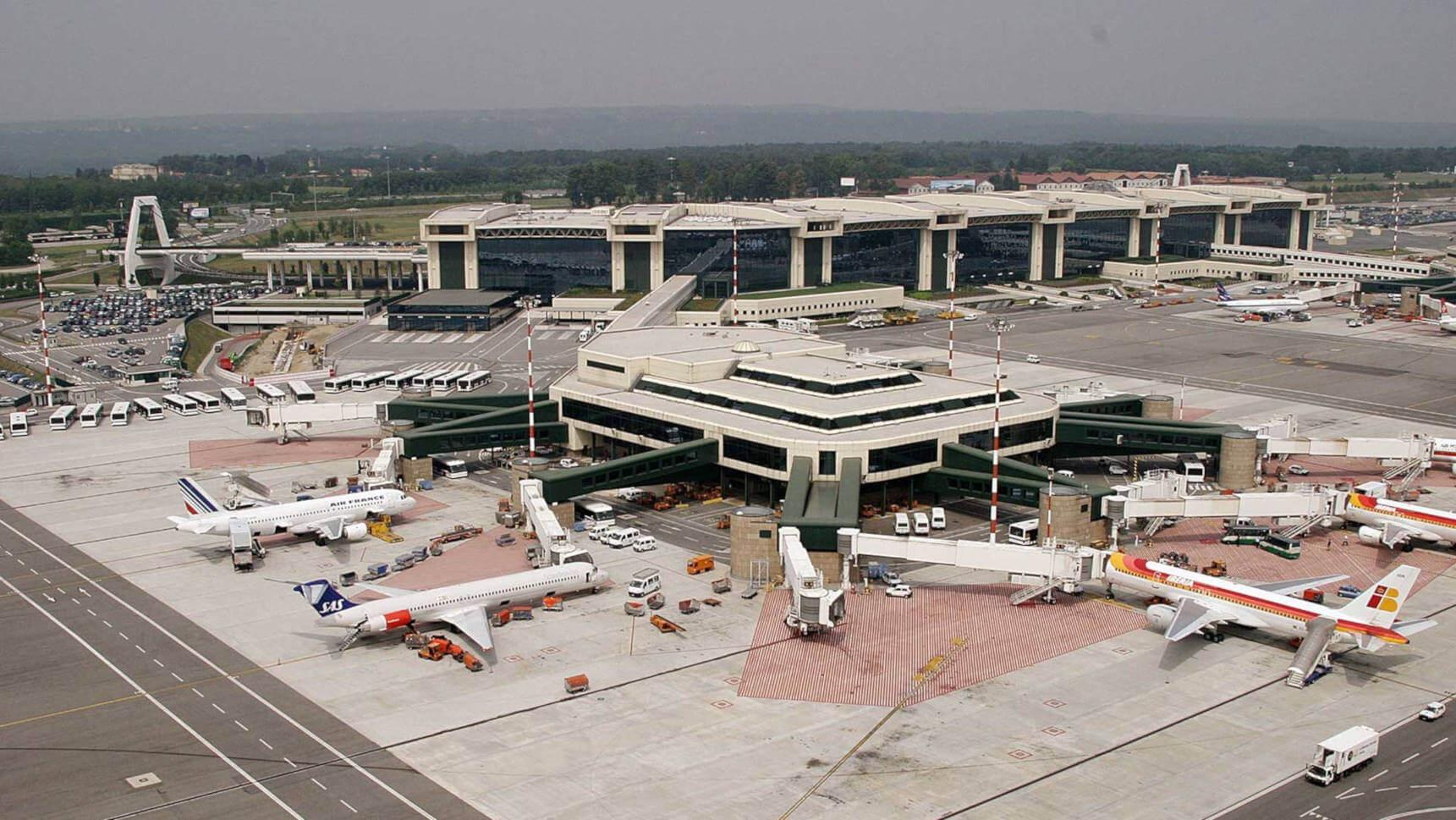 Malpensa Airport MXP