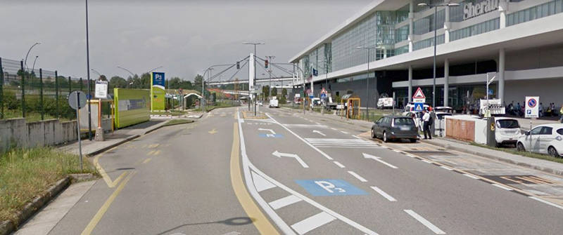 P3 Short Stay Parking Image