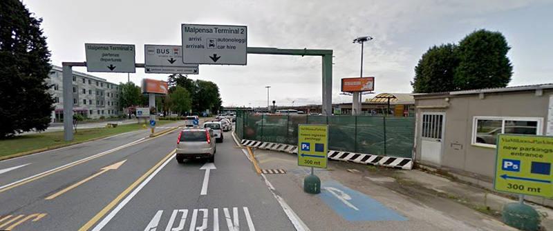 Terminal 2 Parking Image