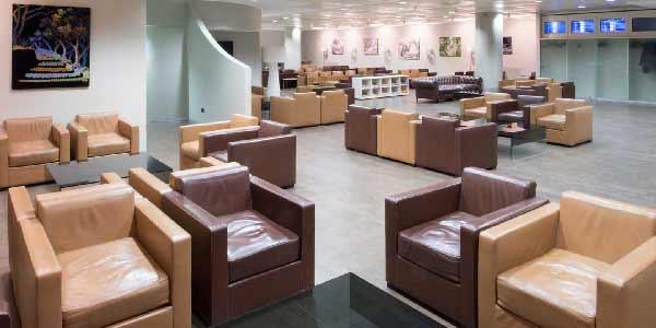 Malpensa Airport Lounge image
