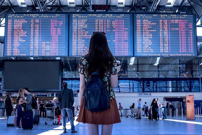 Malpensa Airport terminal